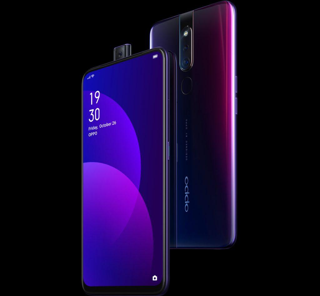 Oppo f11 pro Mobile Phones