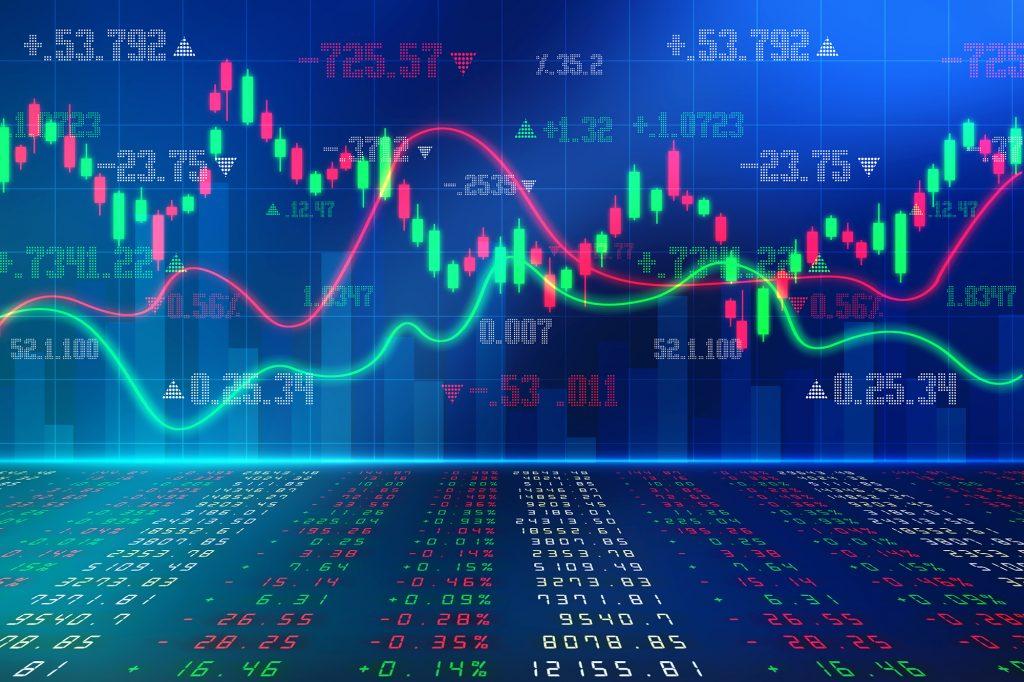 stock trading dashboard